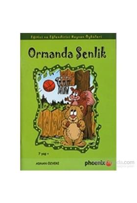 Ormanda Şenlik Eğitici Ve Eğlendirici Hayvan Öyküleri-Adnan Özveri