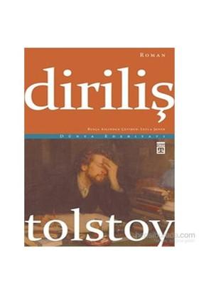 Diriliş - Lev Nikolayeviç Tolstoy