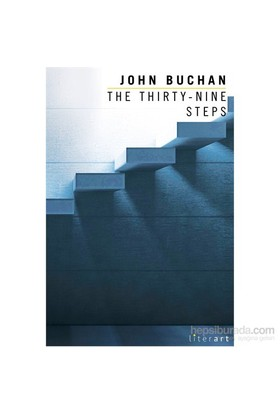 The Thirty-Nine Steps-John Buchan