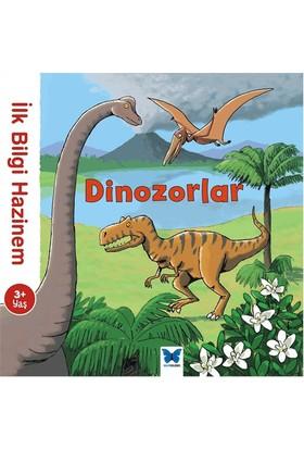 İlk Bilgi Hazinem: Dinozorlar-Stephanie Ledu