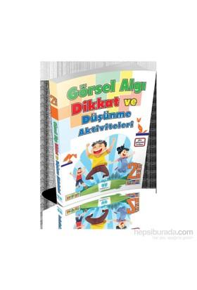 Sözün Özü Yayınları 2.Sınıf Görsel Algı Dikkat Ve Düşünme Aktiviteleri