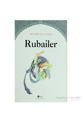 Rubailer-Ebu Said Ebu'L-Hayr
