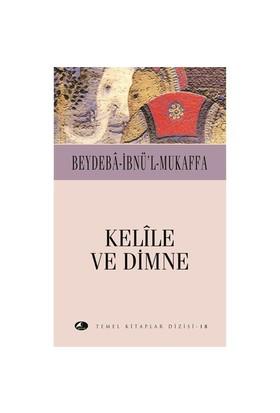 Kelile Ve Dimne (Cep Boy)-Beydeba