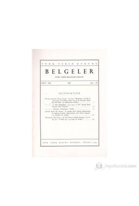 Türk Tarih Belgeleri Dergisi Cilt: 12 Sayı: 16-Kolektif