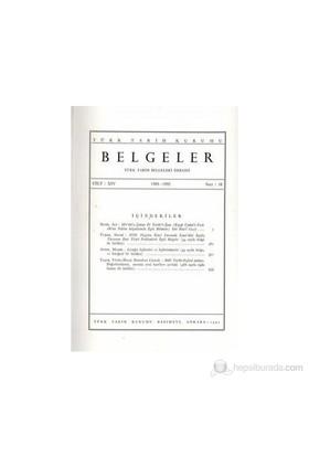 Türk Tarih Belgeleri Dergisi Cilt: 14 Sayı: 18-Kolektif