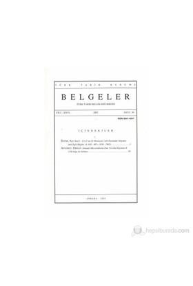 Türk Tarih Belgeleri Dergisi Cilt: 26 Sayı: 30-Kolektif