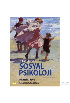 Sosyal Psikoloji-Michael A. Hogg
