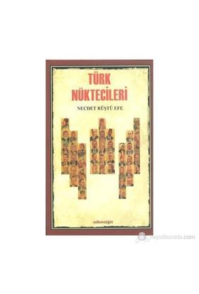 Türk Nüktecileri-Necdet Rüştü Efe