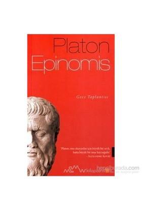 Epinomis - Platon (Eflatun)