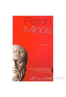 Minos - Platon (Eflatun)