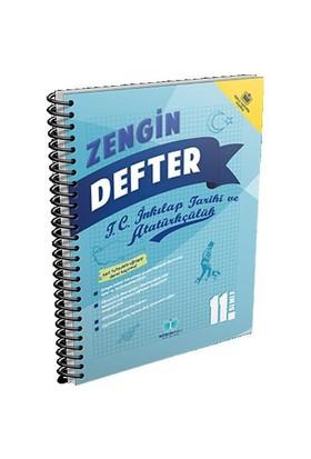 Sözün Özü Yayınları 11.Sınıf İnkılap Tarihi Zengin Defter
