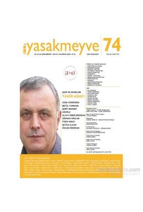 Yasakmeyve 74.sayı