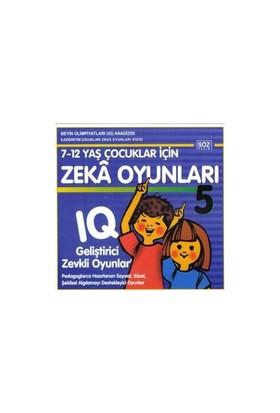 7 - 12 Yaş Çocuklar İçin Zeka Oyunları 5