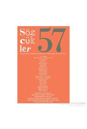 Sözcükler 57-Kolektif