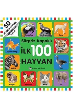 Sürpriz Kapaklı İlk 100 Hayvan-Kolektif