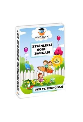 Zeka Küpü Yayınları 4.Sınıf Fen Ve Teknoloji Etkinlikli Soru Bankası