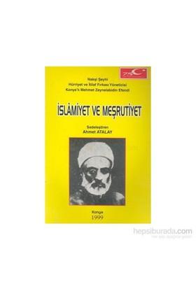 İslamiyet Ve Meşrutiyet-Ahmet Atalay