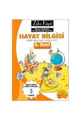 Zeka Küpü Yayınları 3.Sınıf Hayat Bilgisi Fasikül Set