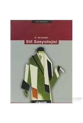 Elit Sosyolojisi-Ali Arslan