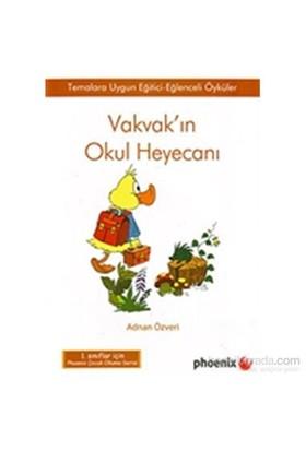 Vakvak'In Okul Heyecanı-Adnan Özveri