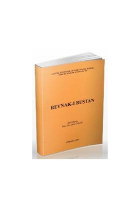 Revnak-I Bustan - Zafer Önler