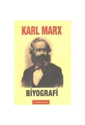 Karl Marx Biyografi-Sscb Marksizm-Leninizm Enstitüsü Bilimler Akademisi