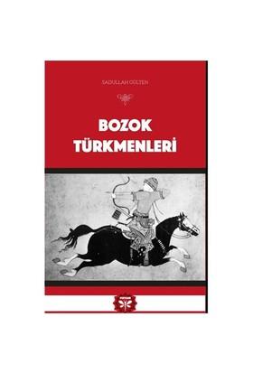 Bozok Türkmenleri-Sadullah Gülten