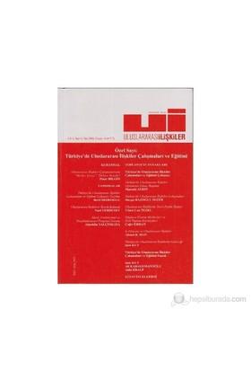 Uluslararası İlişkiler Dergisi Sayı: 6