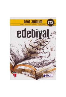 Özet Lys Edebiyat Özet Anlatım - Süleyman Ertekin