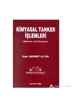 Kimyasal Tanker İşlemleri (IMO Kurs 1.04'ü Destekler)