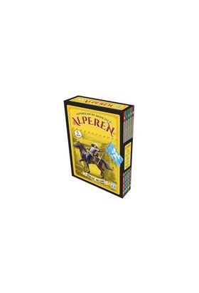Alparslan'ın Akıncısı Alperen (5 Kitap Set) - İsmail Bilgin