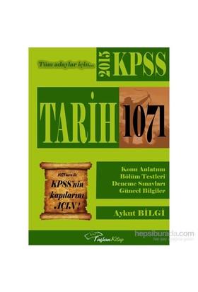 Tarih 1071-Aykut Bilgi