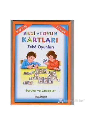 Bilgi Kartı 12 - Zeka Oyunları-Kolektif