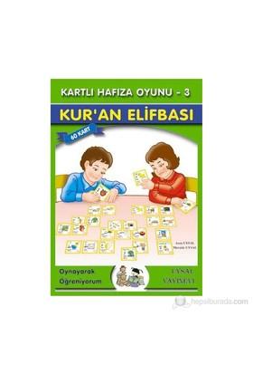 Kartlı Hafıza Oyunları 3 Kuran Elifbası