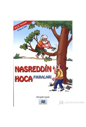 Nasreddin Hoca Fıkraları, K.Boy 8 Yaş-Mürşide Uysal