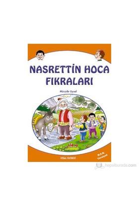 Nasreddin Hoca Fıkraları K.Boy 10 Yaş-Mürşide Uysal