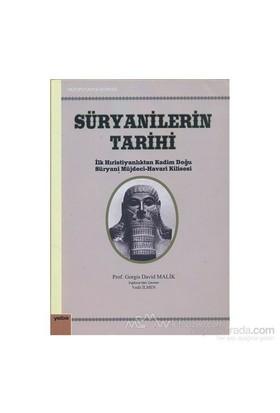 Süryanilerin Tarihi-Gorgis David Malik