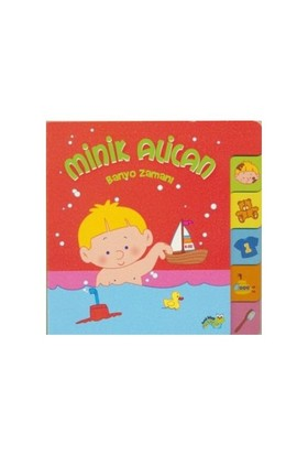 Minik Alican: Banyo Zamanı-Kolektif