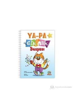 Ya-Pa Etkinlik Dosyası (4-6 Yaş) - Gökçe Gülbahçe Karadağ
