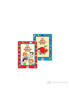 My First English Book (2 Kitap Takım)-Hatice Dağcı