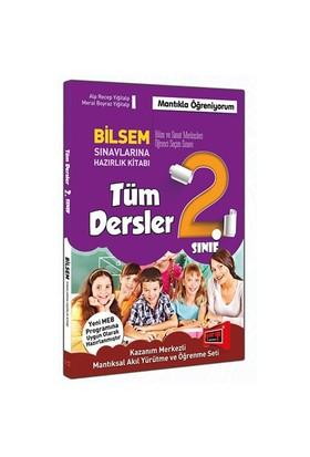 Yargı Yayınları 2. Sınıf Tüm Dersler Bilsem Sınavlarına Hazırlık Kitabı-Kolektif