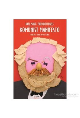 Komünist Manifesto-Karl Marx