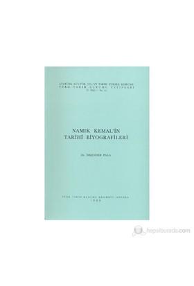 Namık Kemal'in Tarihi Biyografileri