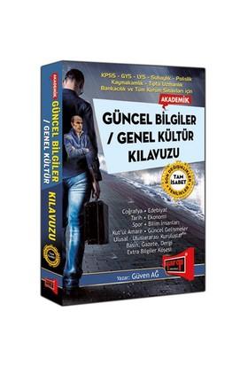Yargı Yayınları Kpss 2016 Genel Kültür Güncel Bilgiler Klavuzu - Güven Ağ