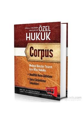 Yargı 2015 Kpss-A Özel Hukuk Corpus Konu Anlatımlı-Seyit Ahmet Ergün