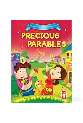 Precious Parables-Adem Fidan