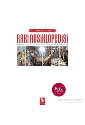 Rakı Ansiklopedisi (Meyhane Baskısı)-Kolektif