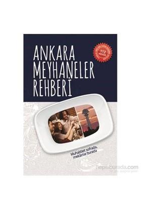 Ankara Meyhaneler Rehberi -Cep Boy-Kolektif