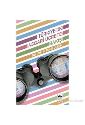 Türkiyede Asgari Ücrete Bakış-H. Fehim Üçışık