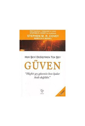 Güven - Stephen R. Covey